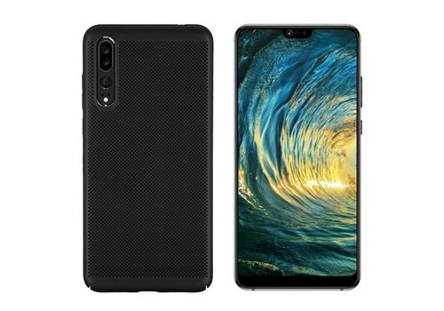 Colorfone BackCover Holes P20 Pro Black