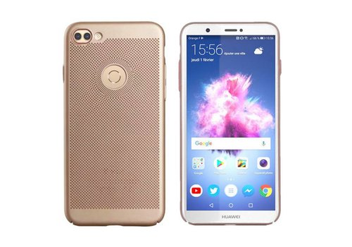 Colorfone BackCover Holes P Smart Gold