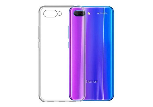 Colorfone CoolSkin3T Honor 10 Tr. Wit