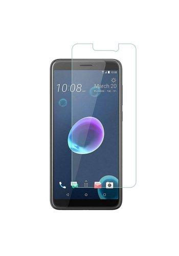 Colorfone Glass HTC Desire 12 Transparant