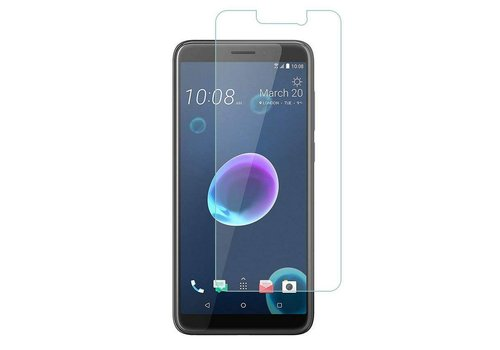 Colorfone Glass HTC Desire 12 Transparent