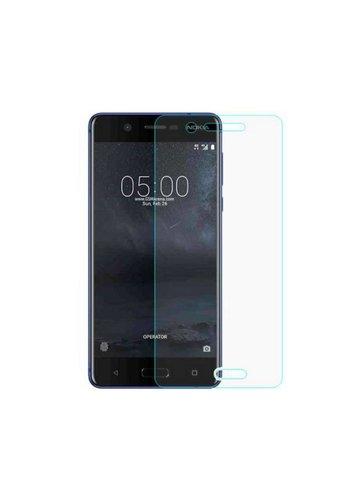 Colorfone Glass Nokia 5.1 Transparent