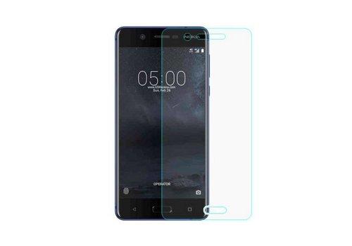 Colorfone Glass Nokia 5.1 Transparant