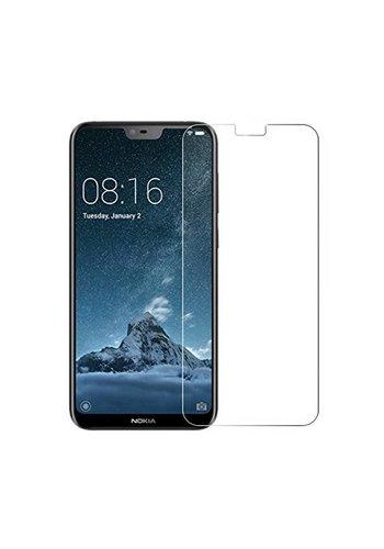 Colorfone Glass Nokia X6 Transparent