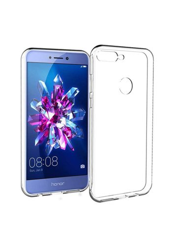 Colorfone CoolSkin3T Honor 7C Tr. Wit