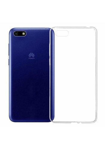 Colorfone CoolSkin3T Honor 7S Tr. Wit
