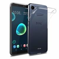 Pokrowiec Coolskin3T na HTC Desire 12 Transparent White