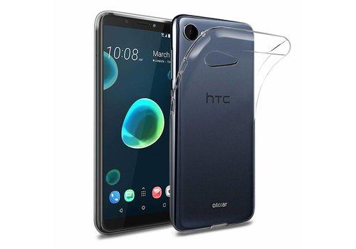 Colorfone Coolskin3T HTC Desire 12 Transparent Weiß