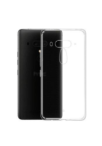 Colorfone Coolskin3T HTC U12 + Transparent Weiß