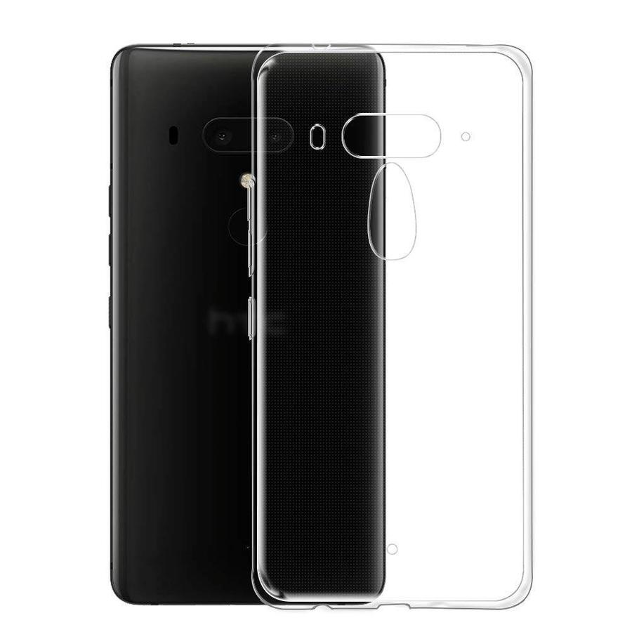 Pokrowiec Coolskin3T na HTC U12 + Transparent White