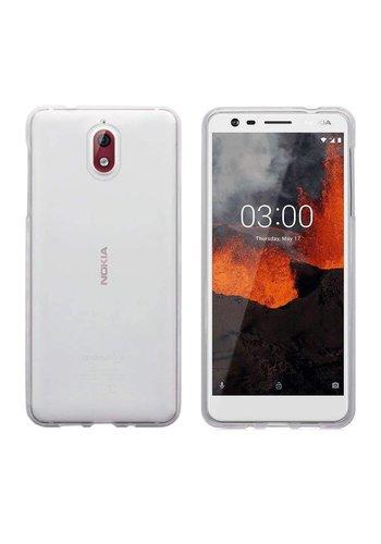 Colorfone CoolSkin3T Nokia 3.1 Tr. Weiß