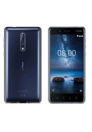 Colorfone CoolSkin3T Nokia 5.1 Tr. Weiß