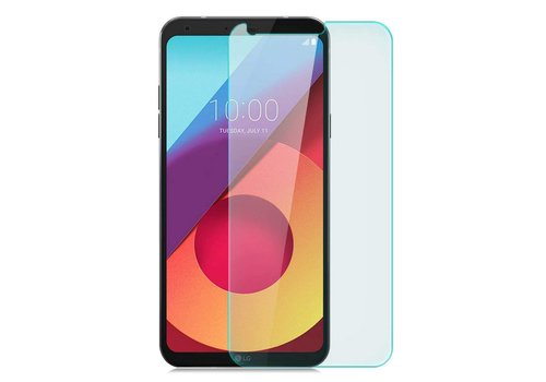 "Colorfone Glass Q6 (5.5"") Transparant"