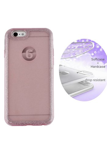 Colorfone Layer iPhone 6/6S Roze