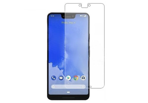Colorfone Glas Pixel 3 XL Transparent