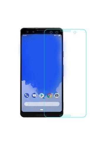 Colorfone Glass Pixel 3 Transparent