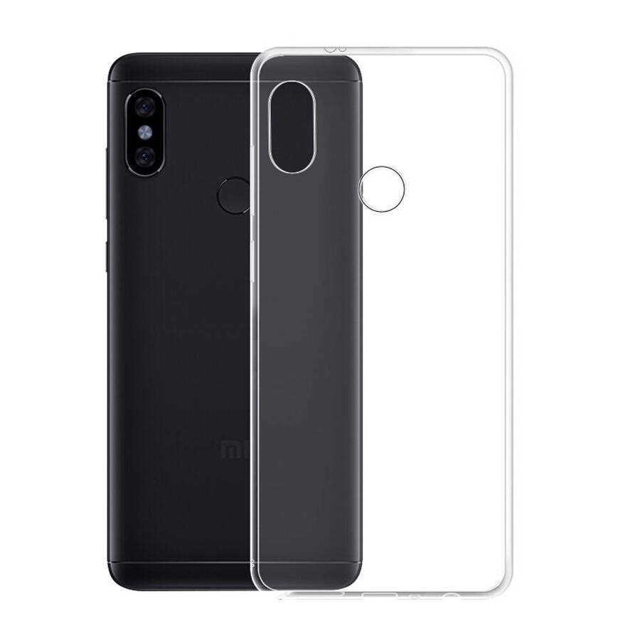 Hoesje CoolSkin3T voor Xiaomi MI 8 Transparant Wit