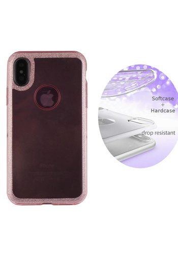 Colorfone Layer iPhone X/Xs Roze