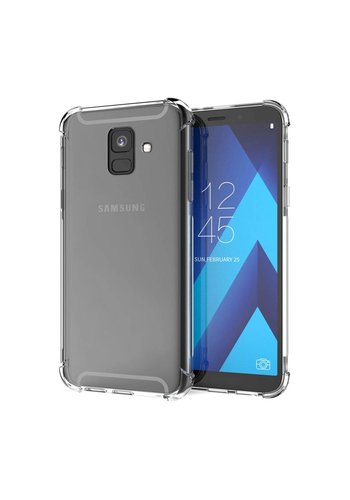 Colorfone Shockproof A6 2018 Transparant