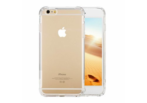 Colorfone Backcover Shockproof iPhone 6/6S Transparent