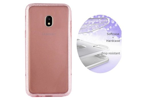 Colorfone Layer J5 2017 Pink