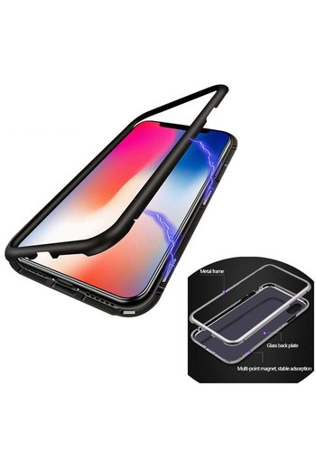 Colorfone Magnet iPhone Xs Max Zwart
