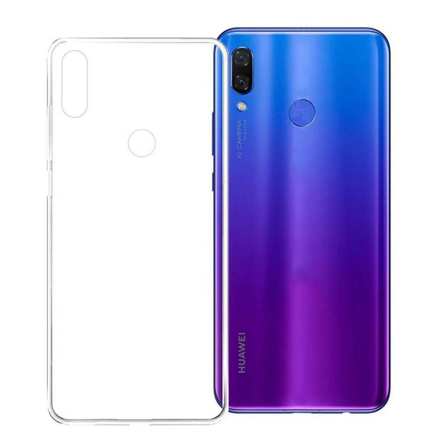 Etui CoolSkin3T do Huawei P Smart Plus / Nova 3i Tr. Biały