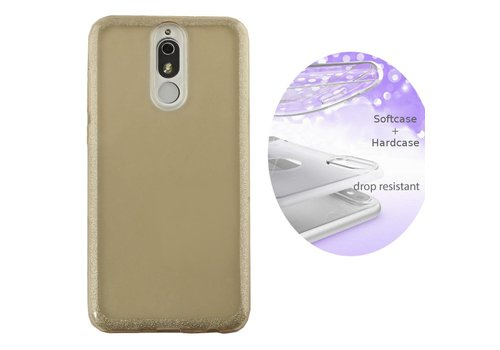 Colorfone BackCover Layer Huawei Mate 20 Lite Gold