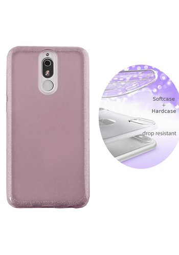 Colorfone Layer Mate 20 Lite Roze