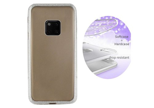 Colorfone BackCover Layer Huawei Mate 20 Pro Silver