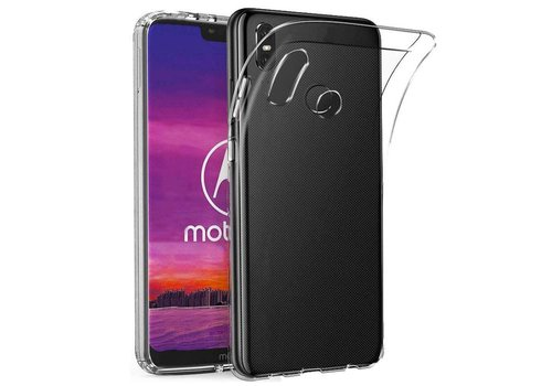 Colorfone CoolSkin3T Motorola One Transparent Weiß