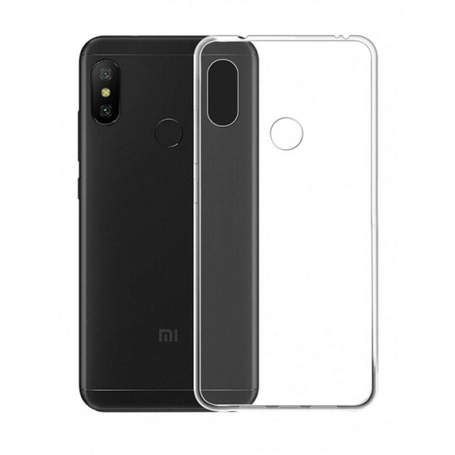 Pokrowiec CoolSkin3T do Xiaomi Redmi Note 6 Pro Transparent White