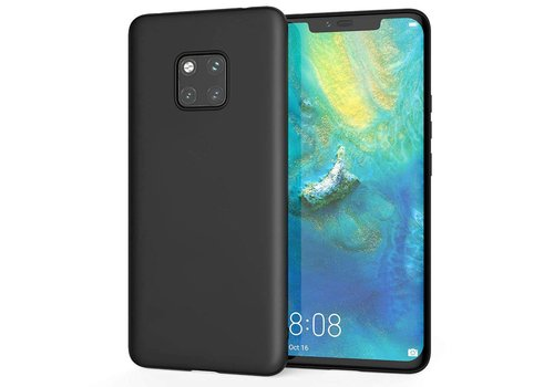 Colorfone Slim Mate 20 Pro Zwart