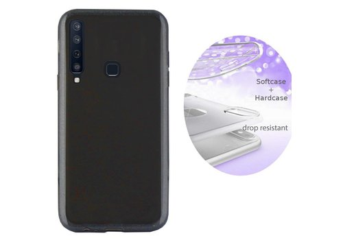 Colorfone BackCover Layer Samsung A9 2018 Black