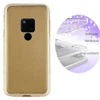 BackCover Layer TPU + PC Huawei Mate 20 Goud