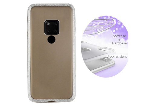 Colorfone BackCover Layer Huawei Mate 20 Silver
