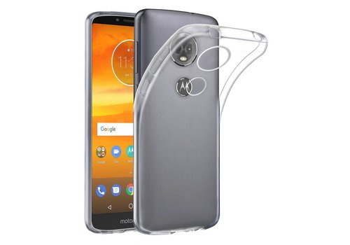 Colorfone CoolSkin3T Moto G7 Transparant Wit
