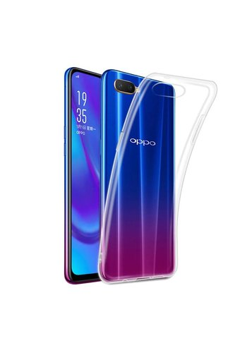 Colorfone CoolSkin3T Oppo RX17 Neo Tr. Wit
