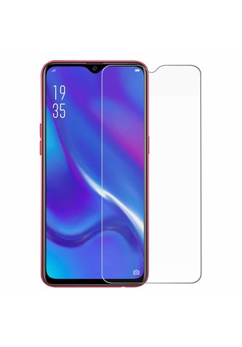 Colorfone Glass Oppo RX17 Neo Transparent