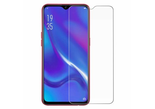 Colorfone Glass Oppo RX17 Neo Transparant