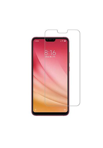 Colorfone Szkło MI 8 Lite Transparent