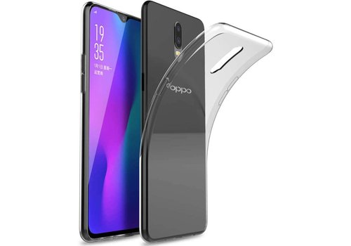 Colorfone CoolSkin3T Oppo RX17 Pro Tr. Wit