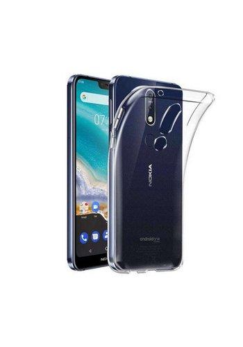 Colorfone CoolSkin3T Nokia 7.1 Tr. Weiß