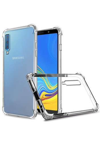 Colorfone Shockproof A7 2018 Transparant