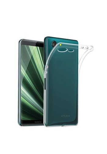 Colorfone CoolSkin3T Xperia XZ4 Compact Tr. Weiß