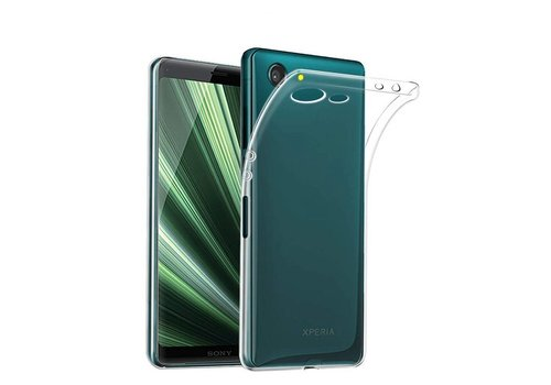 Colorfone CoolSkin3T Xperia XZ4 Compact Tr. Wit