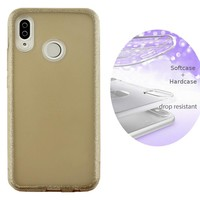 BackCover Layer TPU + PC Huawei Y9 2019 Goud