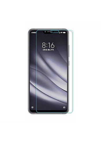Colorfone Szkło MI 8 Pro Transparent