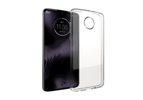 Colorfone CoolSkin3T Moto Z4 Play Transparent White