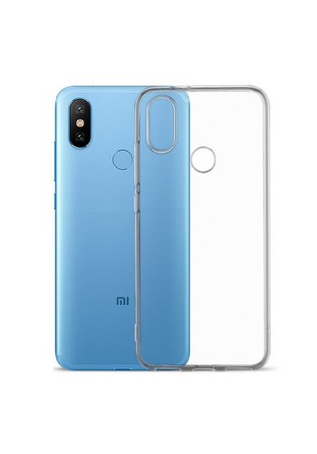 Colorfone CoolSkin3T Redmi Note 7 Transparant Wit